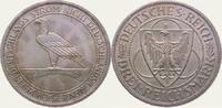3 Mark 1930  E Weimarer Republik  Fast Stempelglanz  350,00 EUR  Excl. 5,00 EUR Verzending