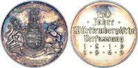 Medaille 1969 Württemberg Freistaat. Schöne Patina. Polierte Platte. Fa... 40,00 EUR  +  5,00 EUR shipping