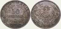 50 Pfennig 1898  A Kleinmünzen  Schöne Patina. Fast Stempelglanz  472.62 US$  +  11.12 US$ shipping
