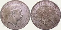 5 Mark 1894  A Preußen Wilhelm II. 1888-1918. Vorzüglich+  /  fast Stem... 350,00 EUR  Excl. 5,00 EUR Verzending
