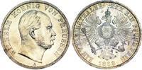Taler 1868  A Brandenburg-Preußen Wilhelm I. 1861-1888. Fast Stempelgla... 250,00 EUR  +  5,00 EUR shipping