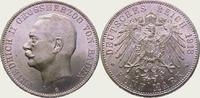 5 Mark 1913  G Baden Friedrich II. 1907-1918. Fast Stempelglanz  325,00 EUR  +  5,00 EUR shipping