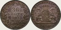 36 Grote 1864 Bremen, Stadt  Feine Tönung, vorzüglich - Stempelglanz  197.85 US$  +  11.31 US$ shipping