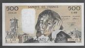 500 FRANCS 07.01.1993 FRANCE Alphabet S.403 Quasiment NEUF  110,00 EUR  +  7,00 EUR shipping