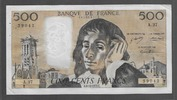 500 FRANCS 06.12.1973 FRANCE Alphabet A.37 Beau TTB  45,00 EUR  +  7,00 EUR shipping