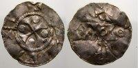 Denar  936-973 n. Chr. Köln, Königliche und Kaiserliche Münzstätte Otto... 275,00 EUR free shipping
