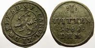 Witten 1688  D Pommern-unter schwedischer Besetzung Karl XI 1660-1697. ... 175,00 EUR  +  5,00 EUR shipping