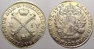 14 Liards (Plaquette) 1793 Haus Habsburg Franz II. (I.) 1792-1835. Winz... 150,00 EUR  +  5,00 EUR shipping