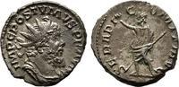Antoninian, Köln. Kaiserliche Prägungen Postumus in Gallien, 259-268. S... 50,00 EUR  plus 6,00 EUR verzending
