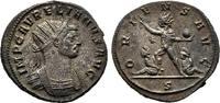Antoninian, Siscia. Kaiserliche Prägungen Aurelianus, 270-275. Fein get... 75,00 EUR  plus 6,00 EUR verzending