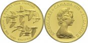 Kanada 100 Dollars 1978 St Elisabeth II.