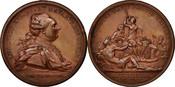 Medal 1783 Frankreich  AU(50-53)