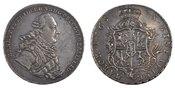 Thaler 1765 Saalfeld Deutsch Staaten Ernst...
