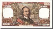 Banque De France  100 Francs French Banknoten Frankreich 100 Francs type Corneille