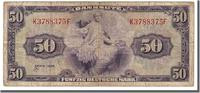 Germany 50 Deutsche Mark Foreign Banknoten Germany, 50 Deutsche Mark type 1948, Deutschland