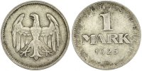 Germany 1 Mark 1925 Munich VF Foreign Coins Münzen Germany, Weimar Repub... 30,00 EUR +  10,00 EUR shipping