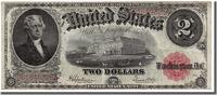 United States 2 Dollars Foreign Banknoten United States, 2 Dollars type Legal Tender Note