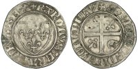 French Royal Blanc  VF Royal French coins Frankreich Königreichr Charles... 150,00 EUR free shipping