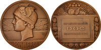 Medal 1954 Frankreich  AU(50-53)