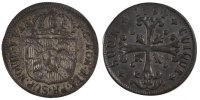 Switzerland 1/2 Batzen 1794 ss+ Foreign Co...