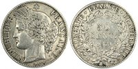 Semi Moderns (1805-1899) 50 Centimes 1871 Paris VF French Moderns Frankr... 80,00 EUR +  10,00 EUR shipping
