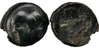 Gallic Bronze  ss+ Antike Gallic Kelten Suessons (region of Suessons), b... 200,00 EUR free shipping
