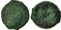 Gallic Bronze  ss Antike Gallic Kelten Remes, Region of Reims, Bronze AT... 300,00 EUR free shipping
