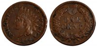 United States Cent 1886 unz- Foreign Coins...
