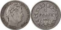 Semi Moderns (1805-1899) 1 Franc 1834 Paris s French Moderns Frankreich ... 150,00 EUR free shipping