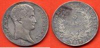 5 FRANCS NAPOLEON 1er 5 FRANCS NAPOLEON EMPEREUR ANNEE AN13 A ATELIER... 400,00 EUR