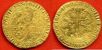 1423 HENRI VI HENRI VI 1422-1453 SALUT D OR A/ HENRICVS*DEI *GRA*FRACO... 2680,00 EUR  +  20,00 EUR shipping