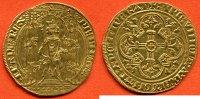1340 PHILIPPE VI PHILIPPE VI DE VALOIS 1328-1350 DOUBLE ROYAL D'OR A/P... 12000,00 EUR