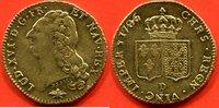 1786 D LOUIS XVI LOUIS XVI 1774-1793 DOUBLE LOUIS D'OR A LA TETE NUE 1... 1050,00 EUR  +  20,00 EUR shipping