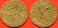 1423 HENRI VI HENRI VI 1422-1453 SALUT D OR 2e EMISSION A/ HENRICVS DE... 1000,00 EUR  +  20,00 EUR shipping