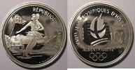 1989 Monnaies commémoratives France, Patinage artistique, 100 Francs 1... 20,00 EUR
