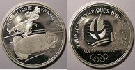 1990 Monnaies commémoratives France, Bobsleigh, 100 Francs 1990 SPL, K... 20,00 EUR