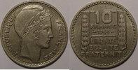 1946 10 Francs Monnaie française, Turin, 10 francs, 1946 Rameaux longs... 450,00 EUR free shipping