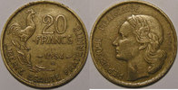 1954 B 20 Francs Monnaie Française, Guiraud, 20 Francs, 1954 B TTB, Ga... 900,00 EUR free shipping