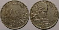 1958 100 Francs Monnaie française, Cochet, 100 Francs 1958 Chouette, G... 140,00 EUR  +  7,00 EUR shipping