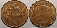 1921 10 Centimes France, Dupuis, 10 Centimes 1921 SUP, Gad: 277 vz  120,00 EUR  +  7,00 EUR shipping