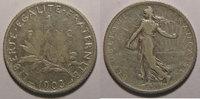 1903 TB 1 Franc France, Semeuse, 1 Franc 1903 TB+, Gad: 467 s+  80,00 EUR  +  7,00 EUR shipping