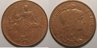 1913 10 Centimes France, Dupuis, 10 Centimes 1913 SUP, Gad: 277 vz  15,00 EUR  +  7,00 EUR shipping