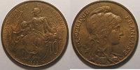 1898 10 Centimes France, Dupuis, 10 Centimes 1898 SUP, Gad: 277 vz  30,00 EUR  +  7,00 EUR shipping