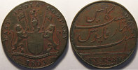 1803 India Britannique Inde Britannique, British India, 20 Cash 1803, ... 30,00 EUR  +  7,00 EUR shipping