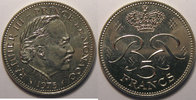 1975 Monaco Monaco, 5 Francs 1975  SPL, Gad# MC153 vz+  25,00 EUR  +  7,00 EUR shipping