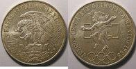 1968 Mexico Mexique, Mexico, 25 Pesos 1968, TTB+/SUP, KM# 479.1 ss+/vz  20,00 EUR  +  7,00 EUR shipping