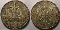 1990 Pologne Pologne, Poland, 100000 Zlotych 1990  SUP, KM# Y196.1 vz  45,00 EUR  +  7,00 EUR shipping