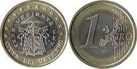 1 € 2005 VATICAN SEDE VACANTE Unz