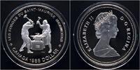 1 Dollar 1988 Kanada Schmiede PP Proof  9,00 EUR  +  6,00 EUR shipping
