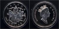 1 Dollar 1994 Kanada Hundeschlitten PP Proof in Kapsel  19,00 EUR